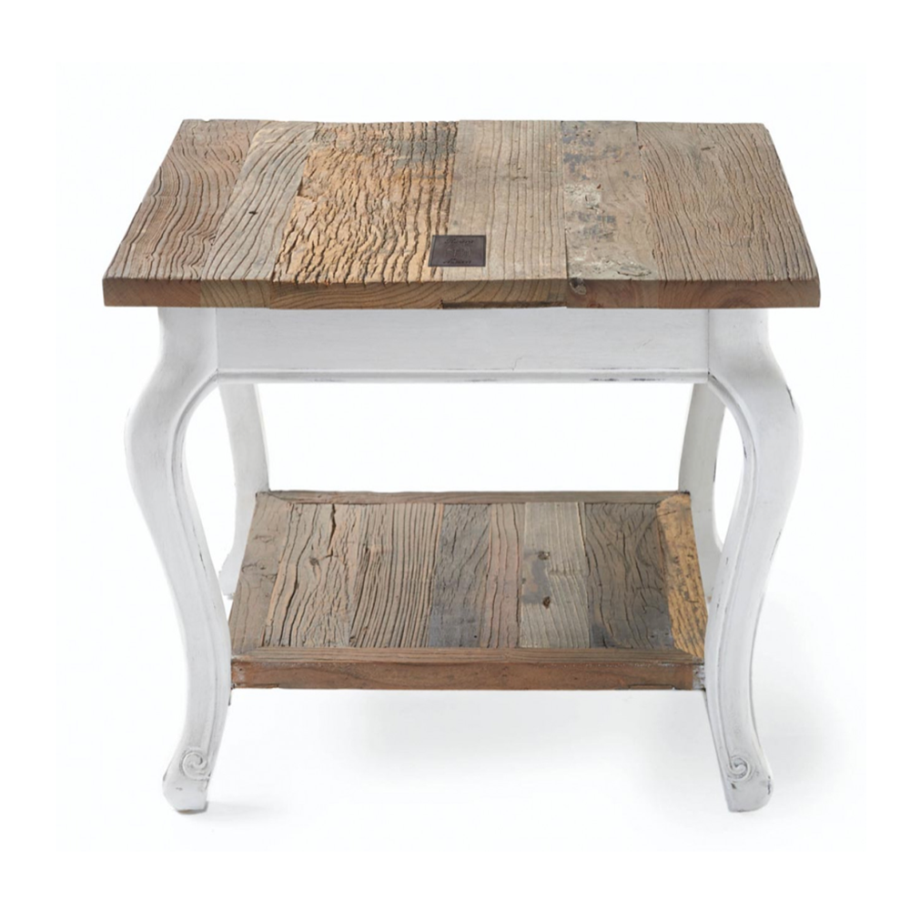 Driftwood End Table 60 x 60cm