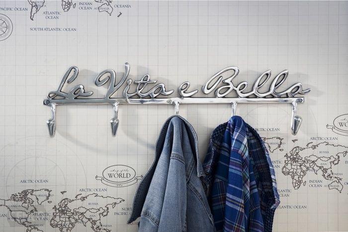 Věšák Coatrack La Vita e Bella