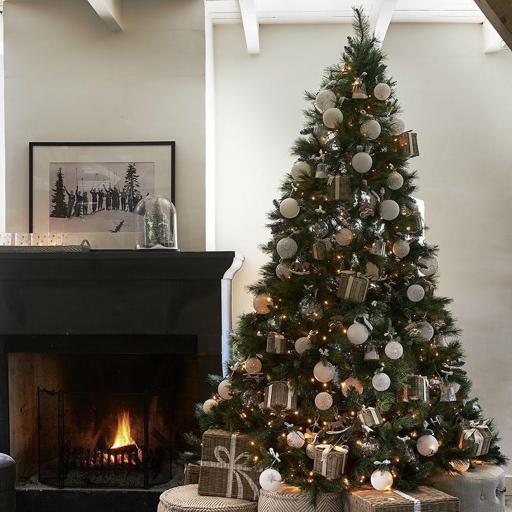 Vianočný stromeček Colorado Snow X-Mas Tree 240cm