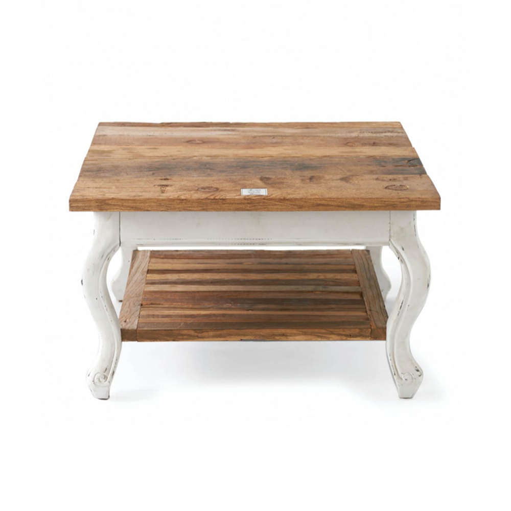 Driftwood Coffee Table 70 x 70 cm
