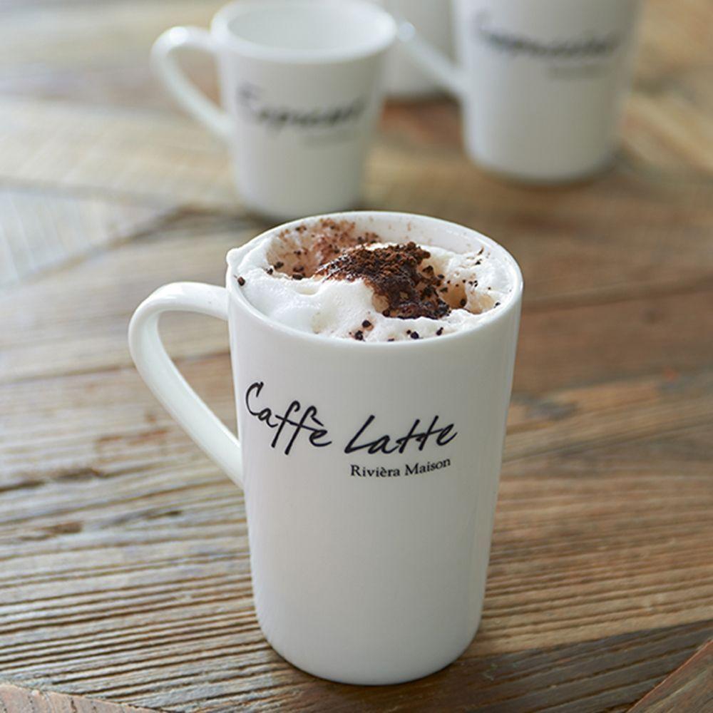 Hrnček Caffe Latte