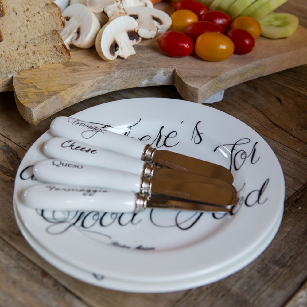 Nôž Fancy Fromage cheese knife 4pcs