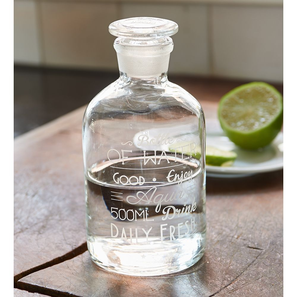 Fľaška Daily Fresh Water
