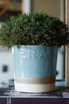 Květináč RM Classic Crackle Pot