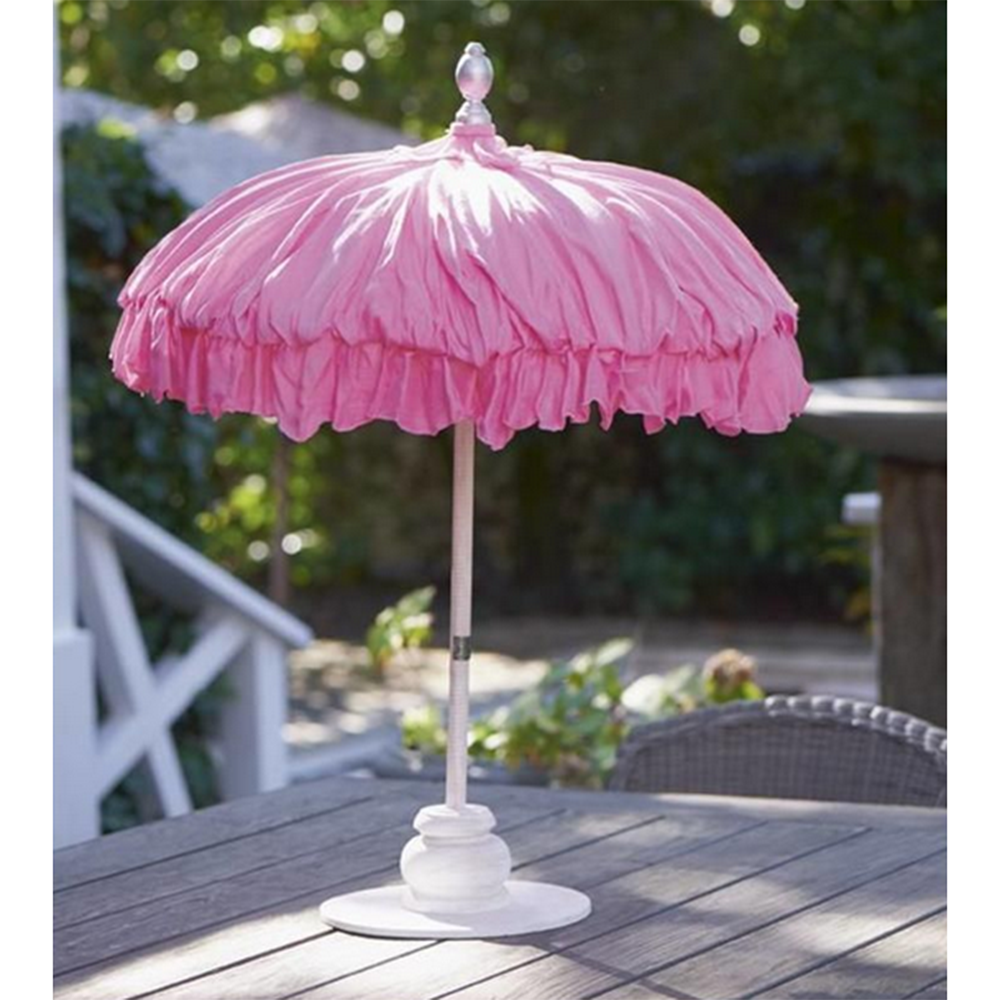 Slnečník  Bahia Beach Table Umbrella pink