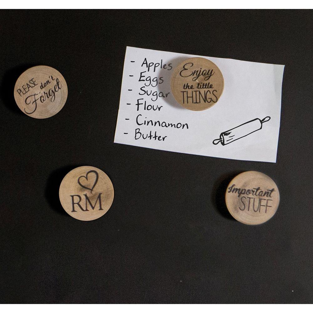 Magnetky Love RM 4 ks