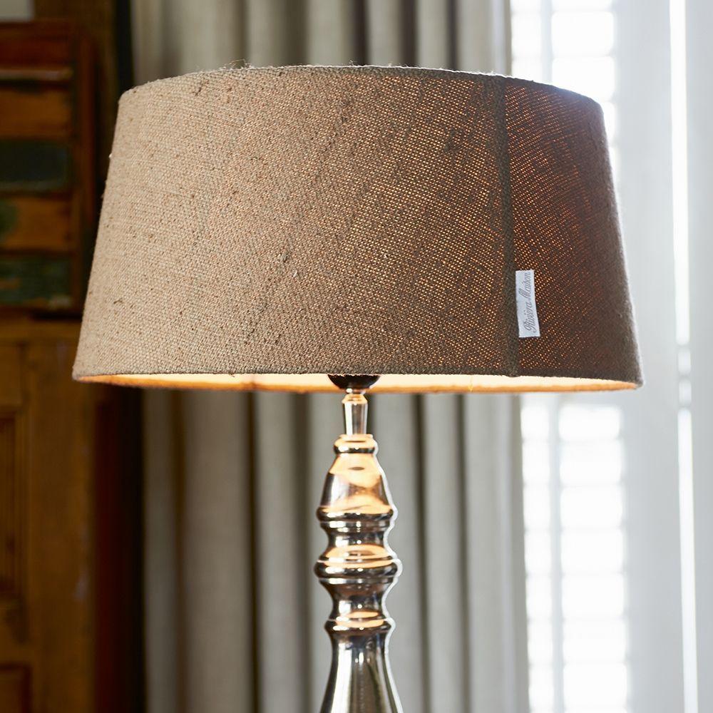Tienidlo Linen natural Lampshade 30x35