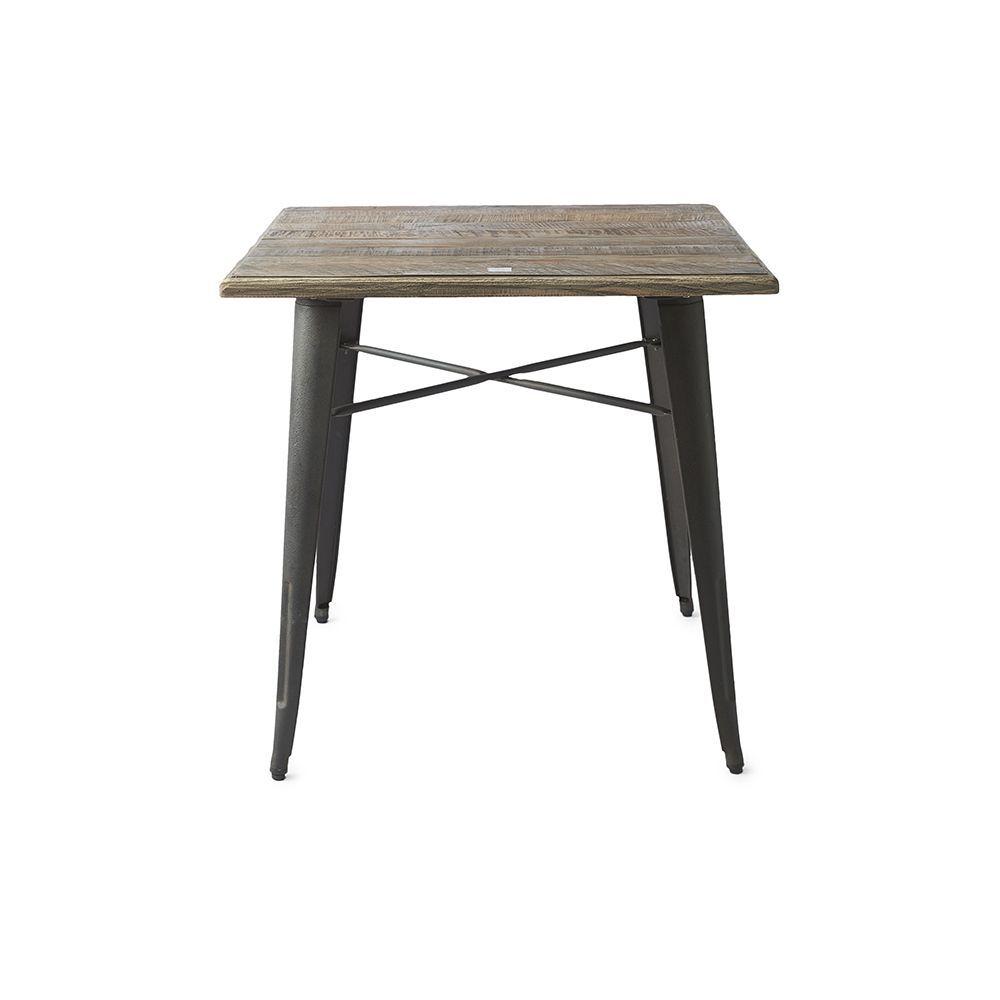 Camden Lock Dining Table 80 x 80 cm