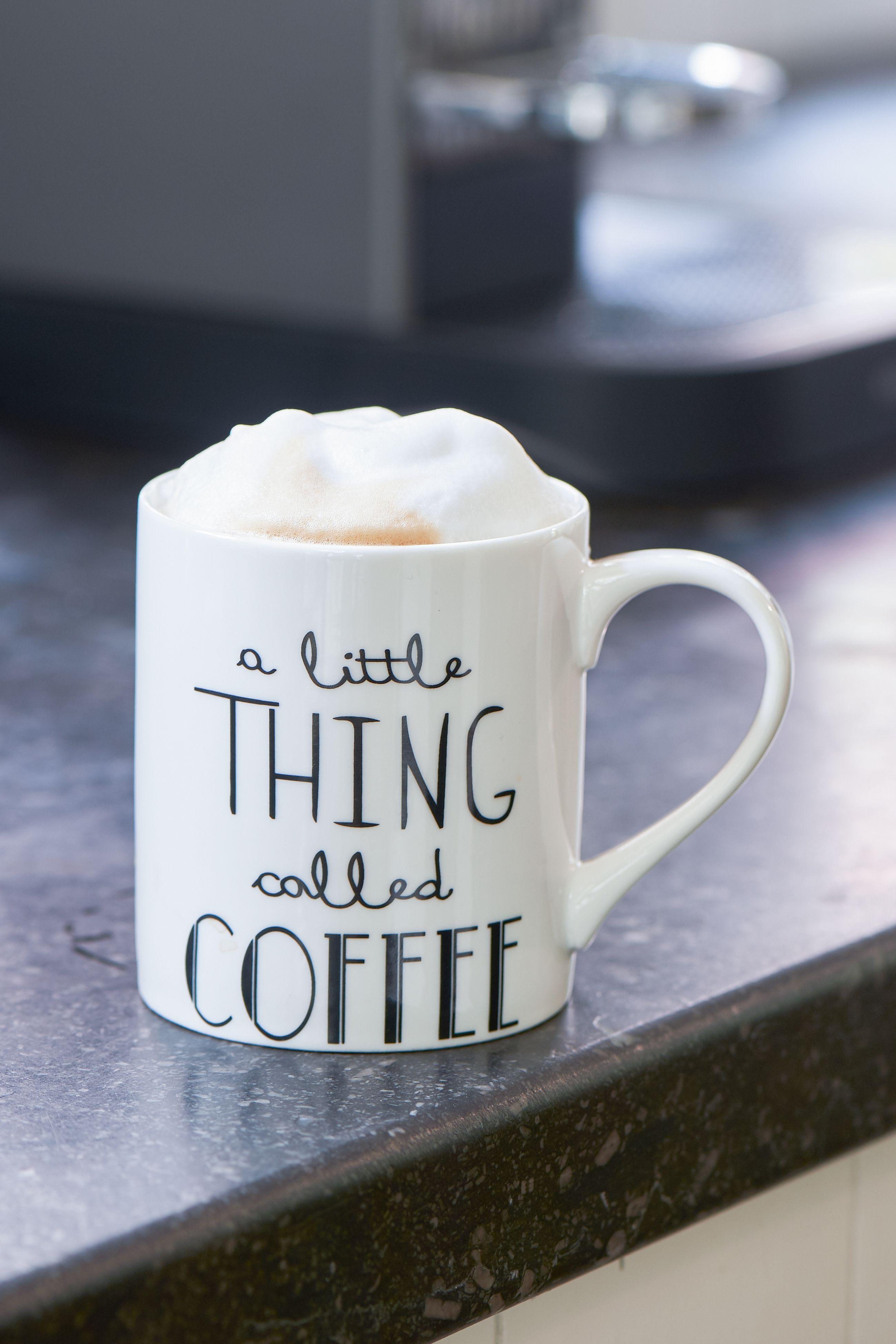 Hrnek A Little Thing Called Coffe