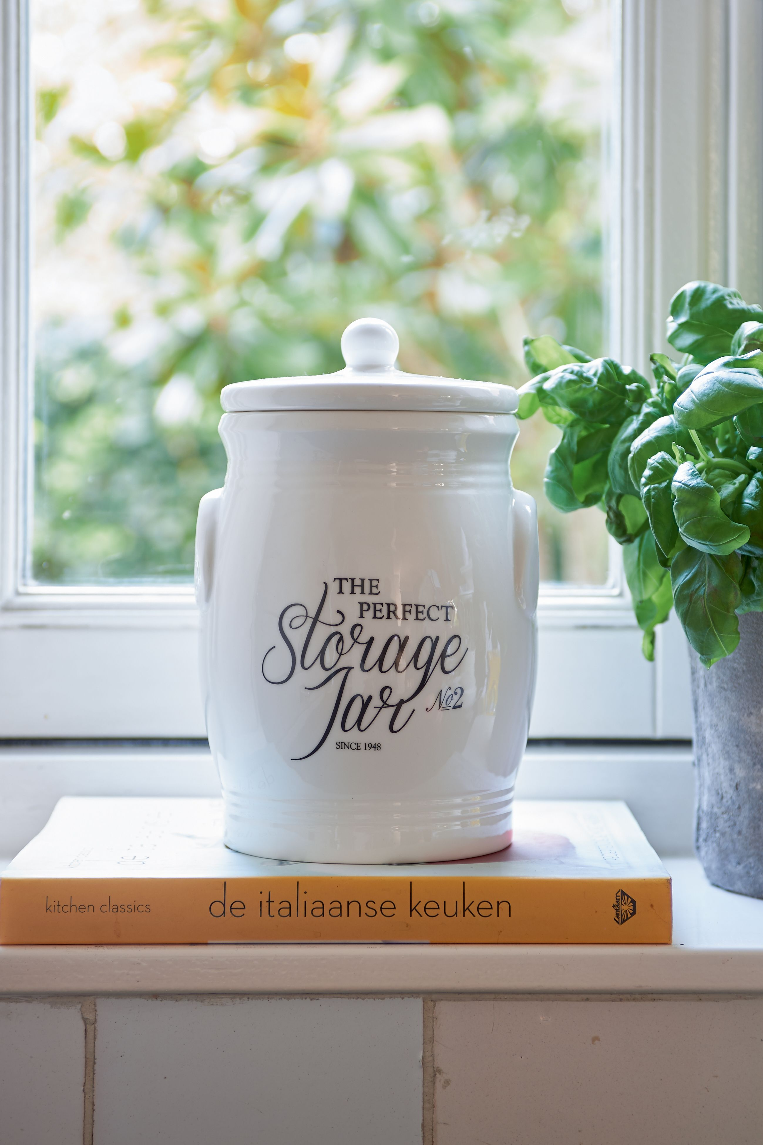 Dóza The Perfect Storage Jar M