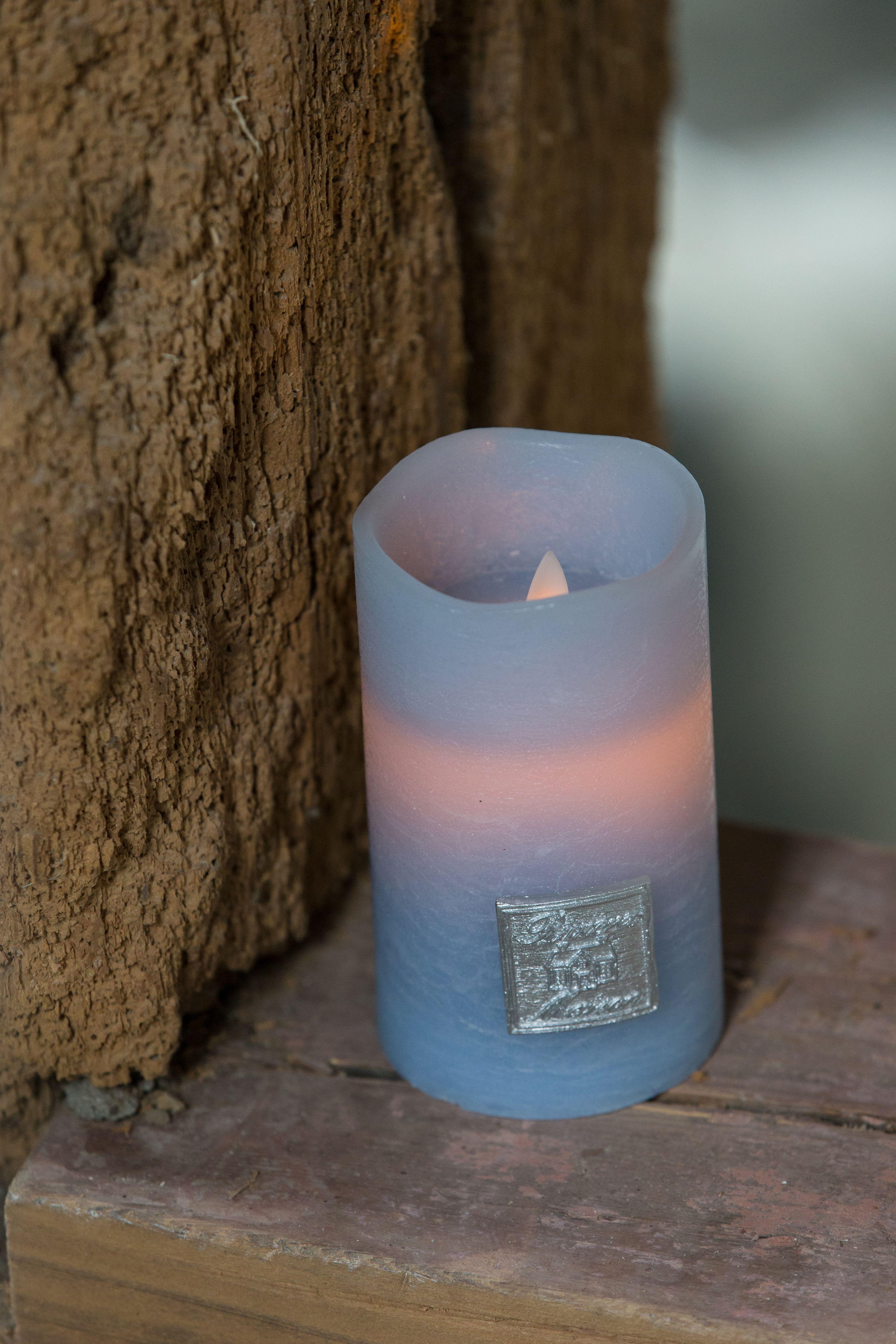 Elektrická svíčka Classic LED - blue