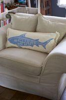 Povlak na polštář Sylt Summer Shark