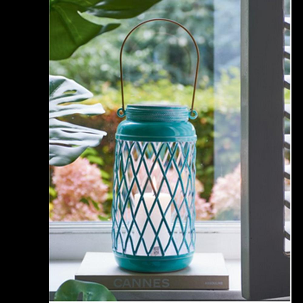 Lucerna Azur Weave Lantern