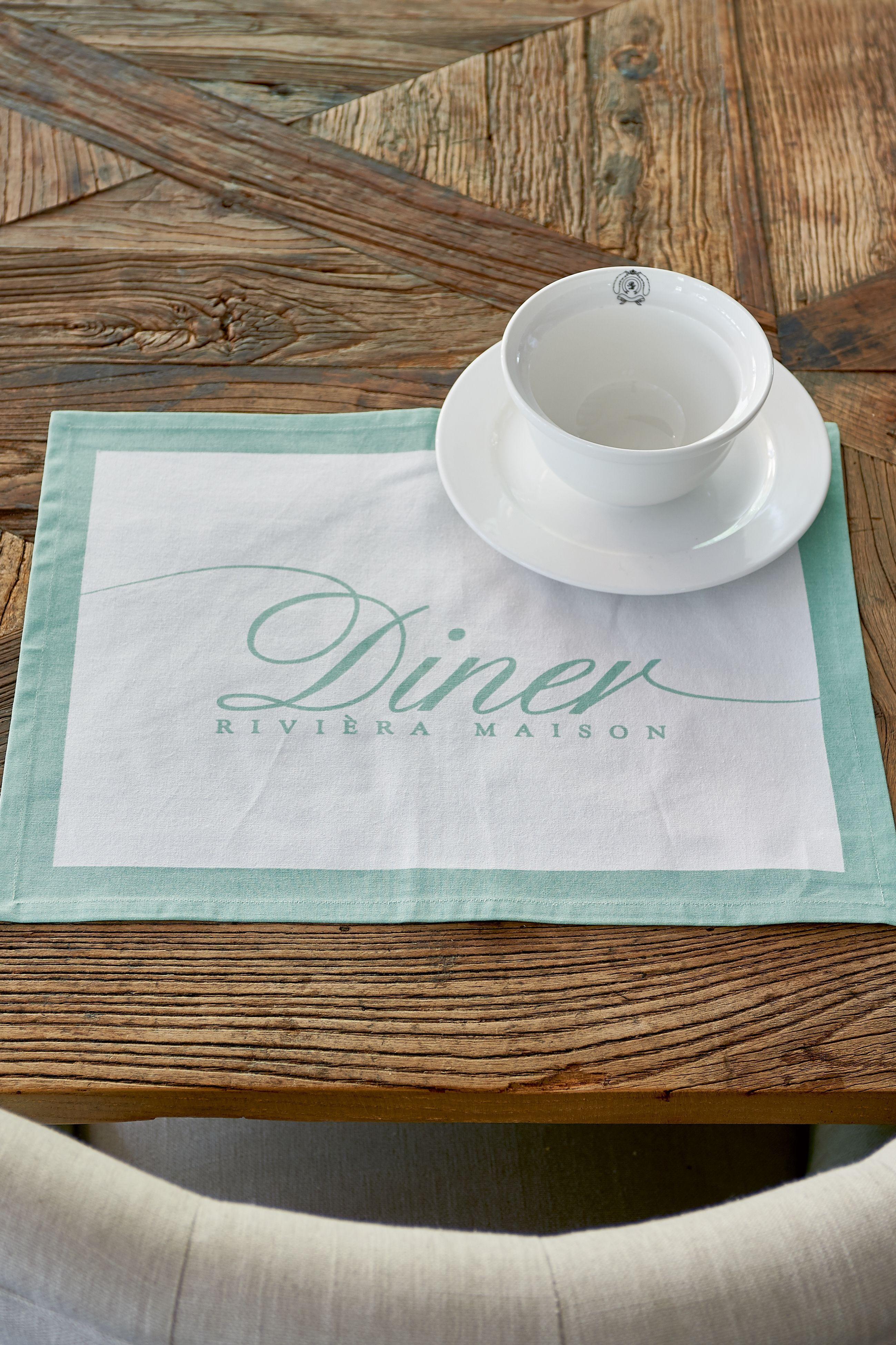 Prostírání Summer Diner - mint