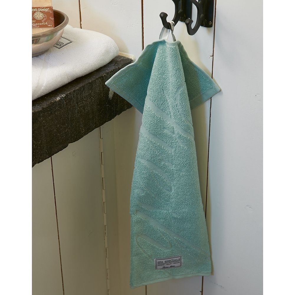 Uterák Spa Specials Guest Towel jade