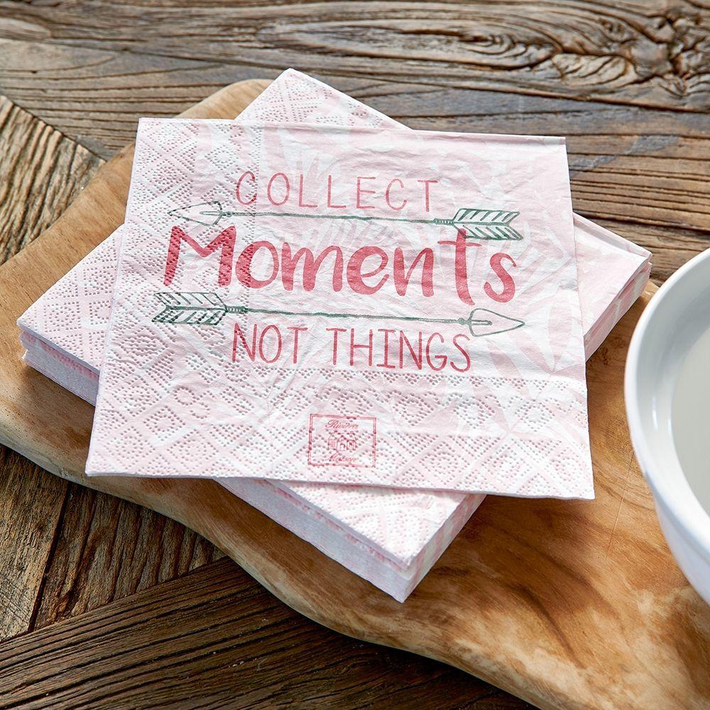 Obrúsky Paper Napkin Collect Moments