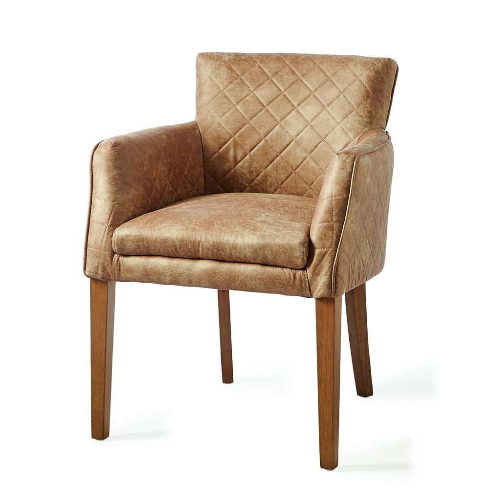 Waverly Armchair, Pellini, Camel