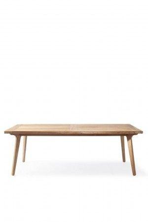 Záhradný jedálenský stôl Raphael 80x90