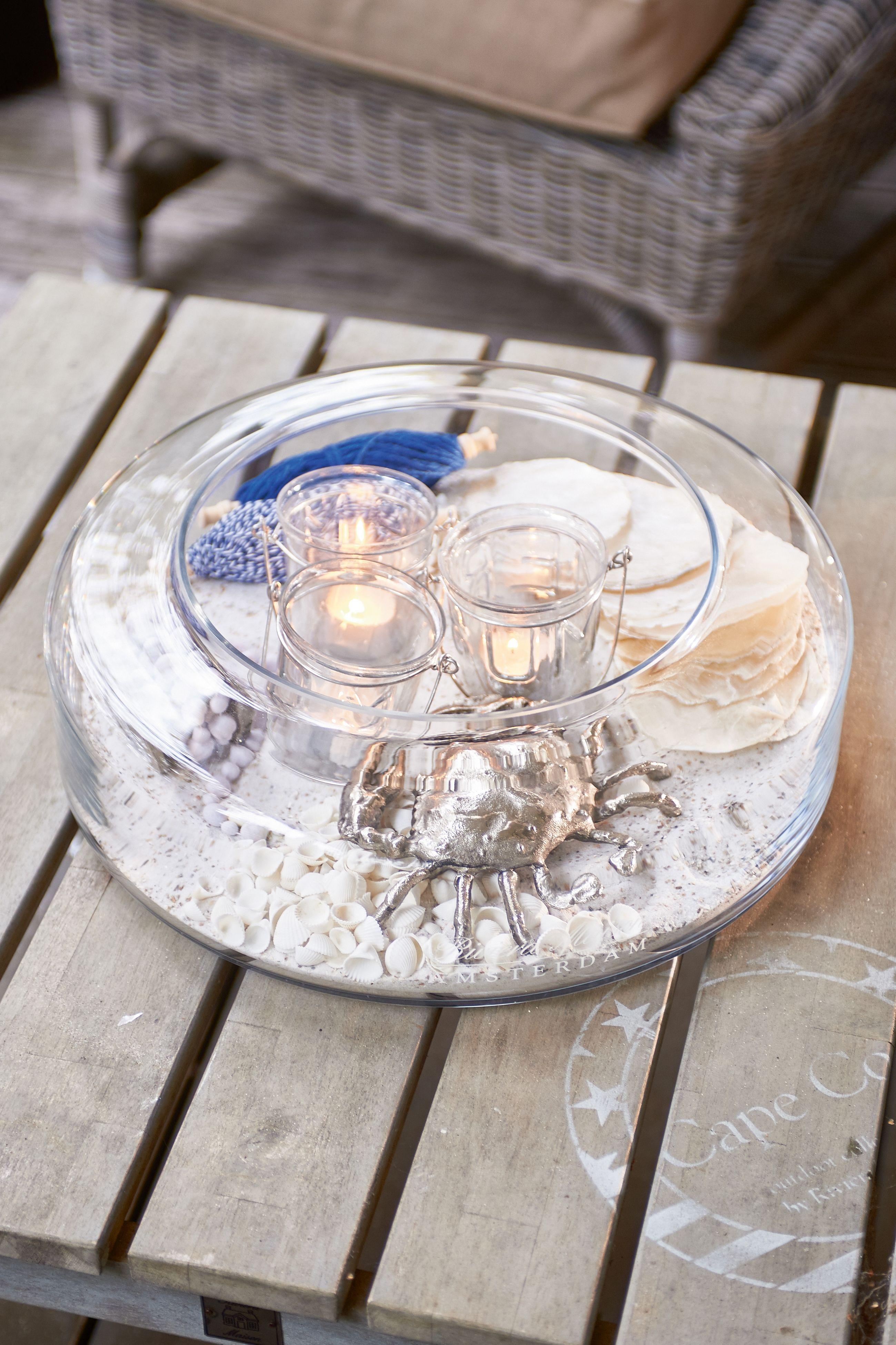 Dekorační mísa RM Amsterdam Glass Bowl