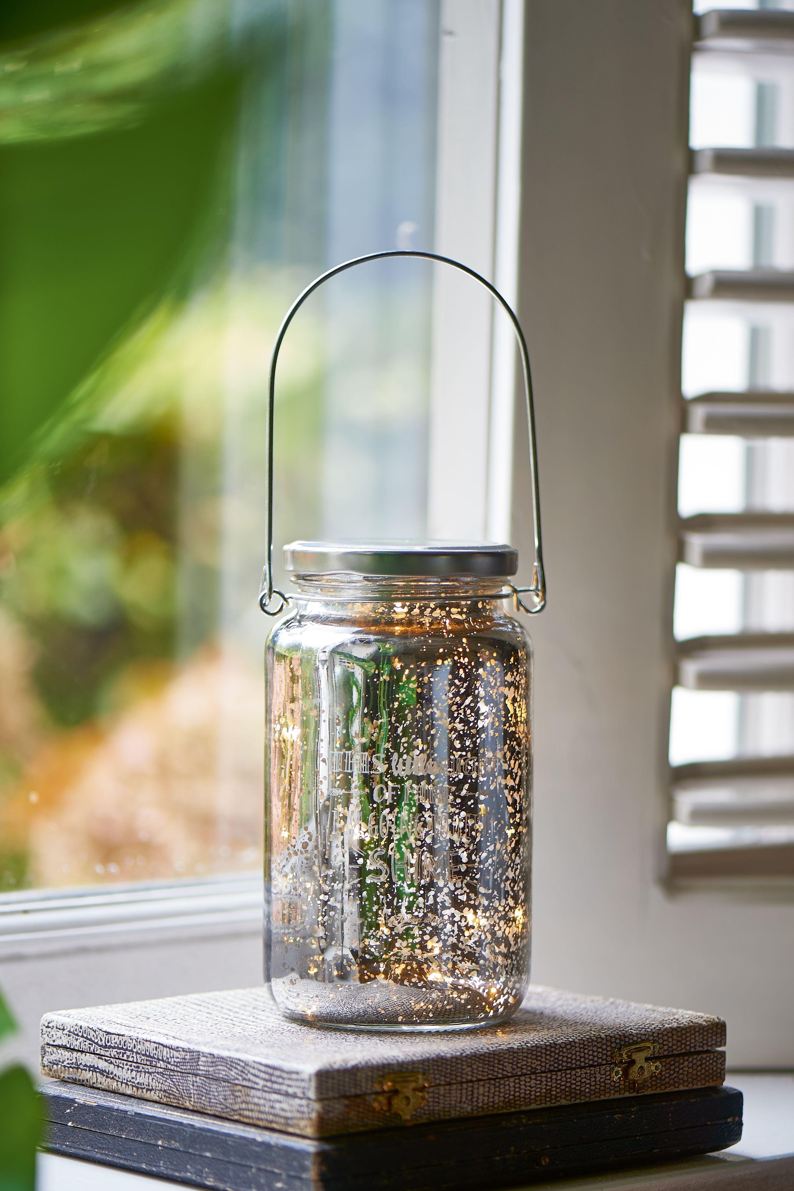 Lucerna Little Light Of Mine...Light Jar