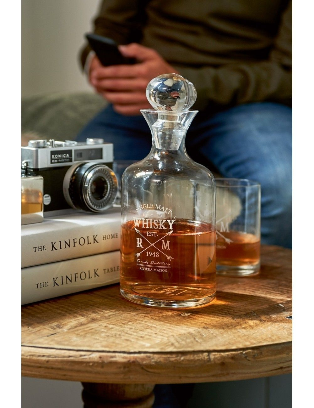 Sada na Whisky RM