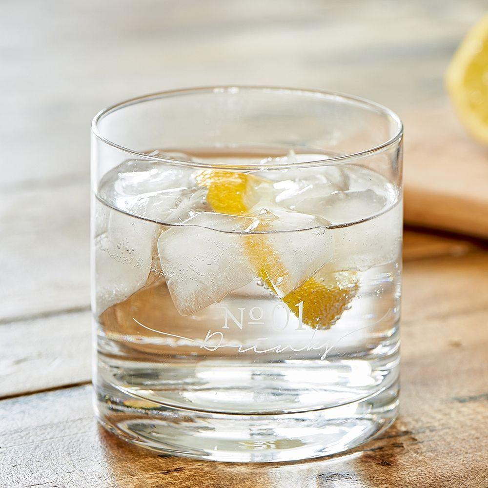 Pohár No. 1 Drinks Glass