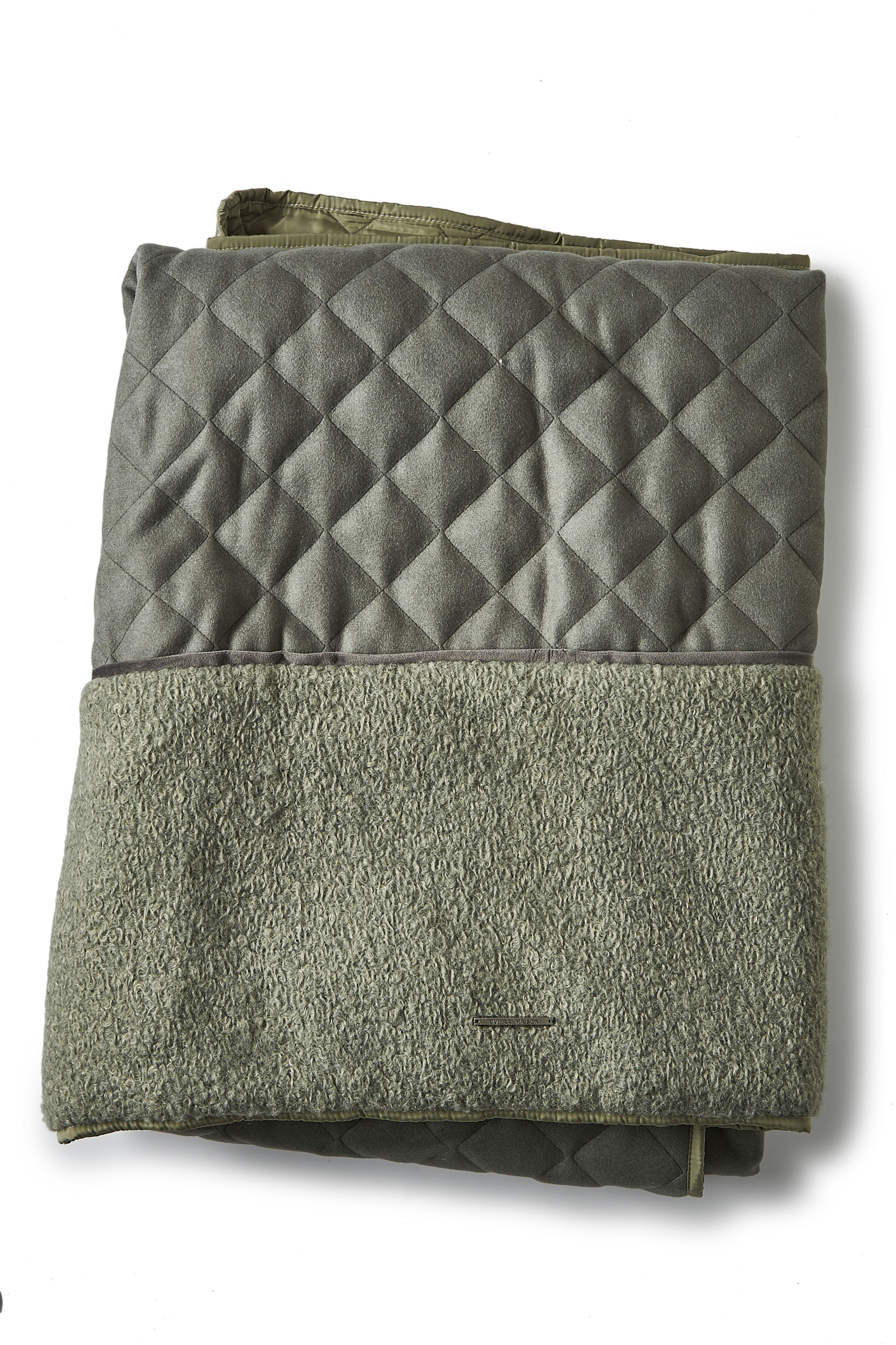 Pléd Amazing Allure Forest Throw green 180 x 130