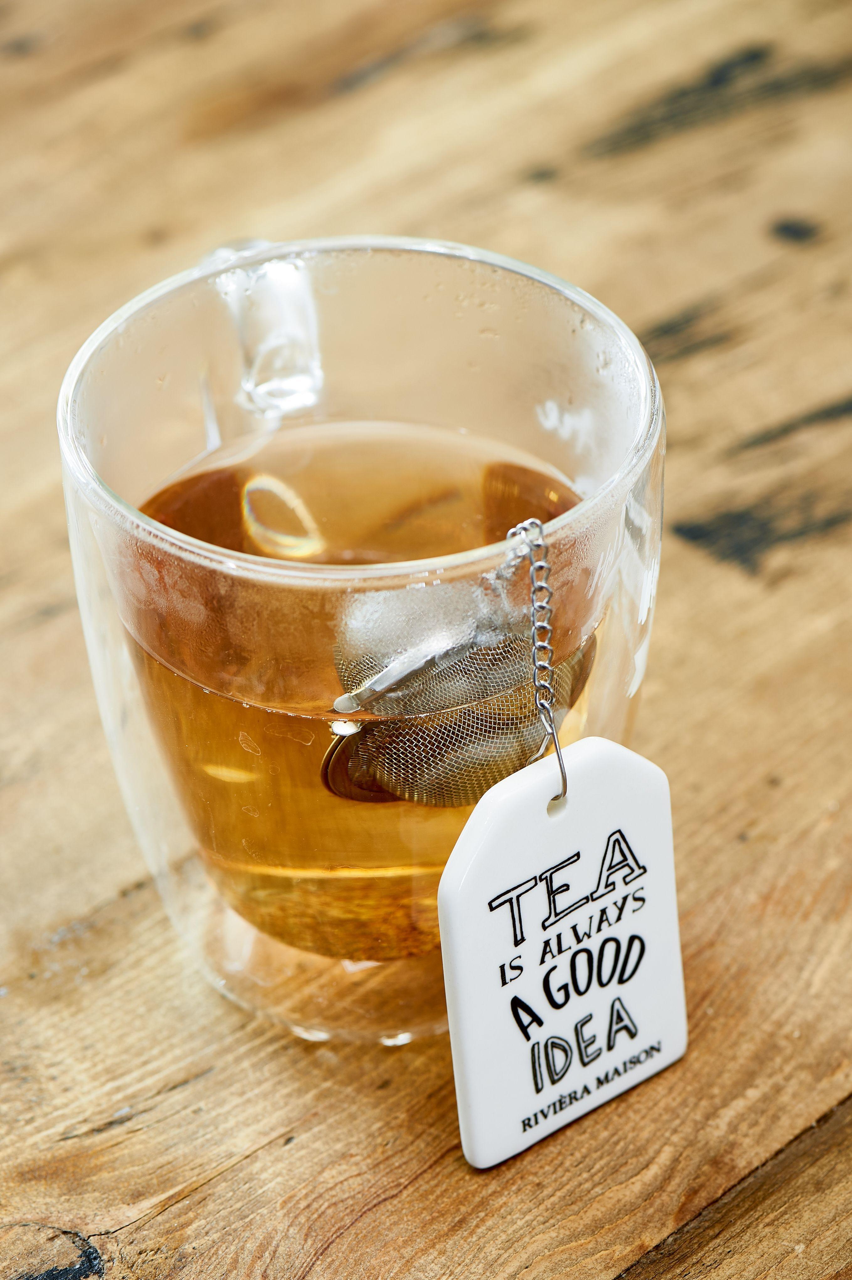 Sítko na čaj Tea Label