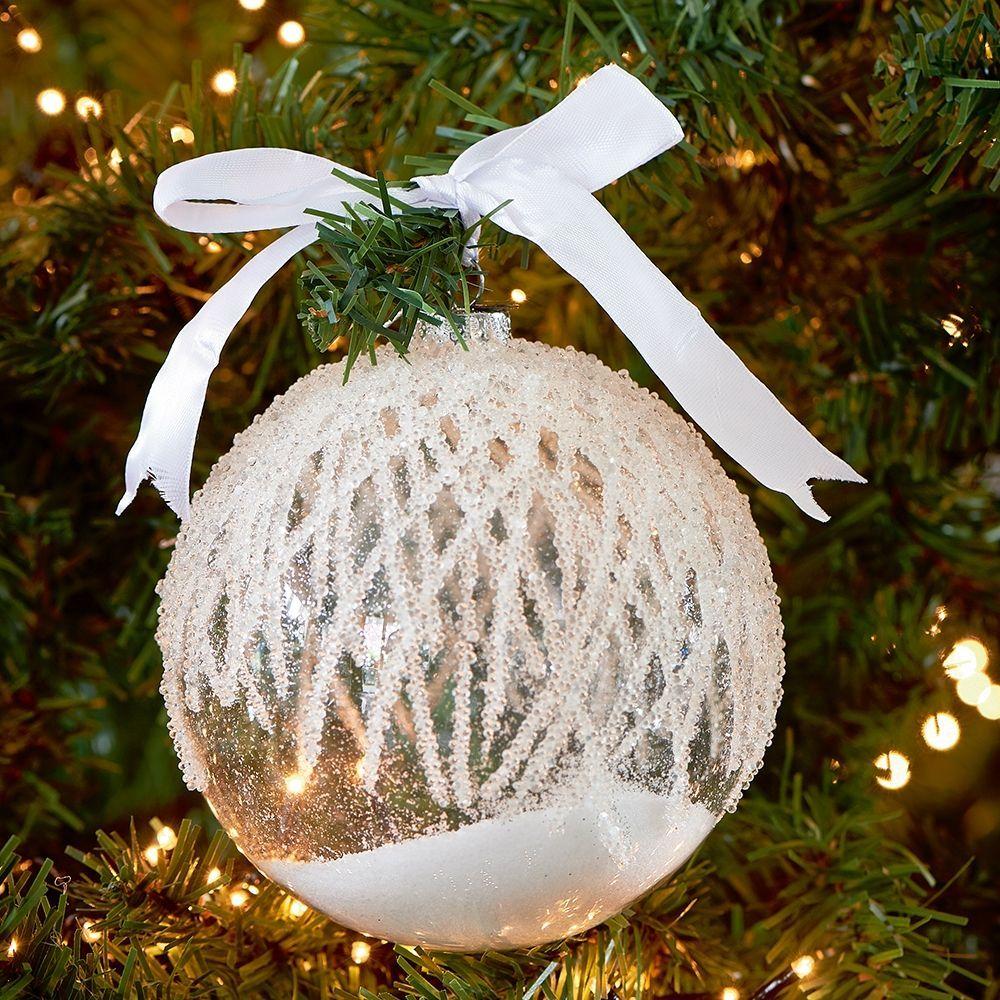 Vianočná ozdobaFabuleux Frost Ornament Dia 12