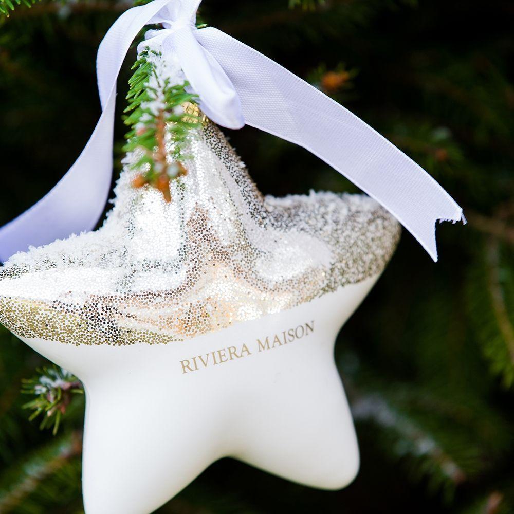 Vianočná ozdoba  Milano Star Ornament