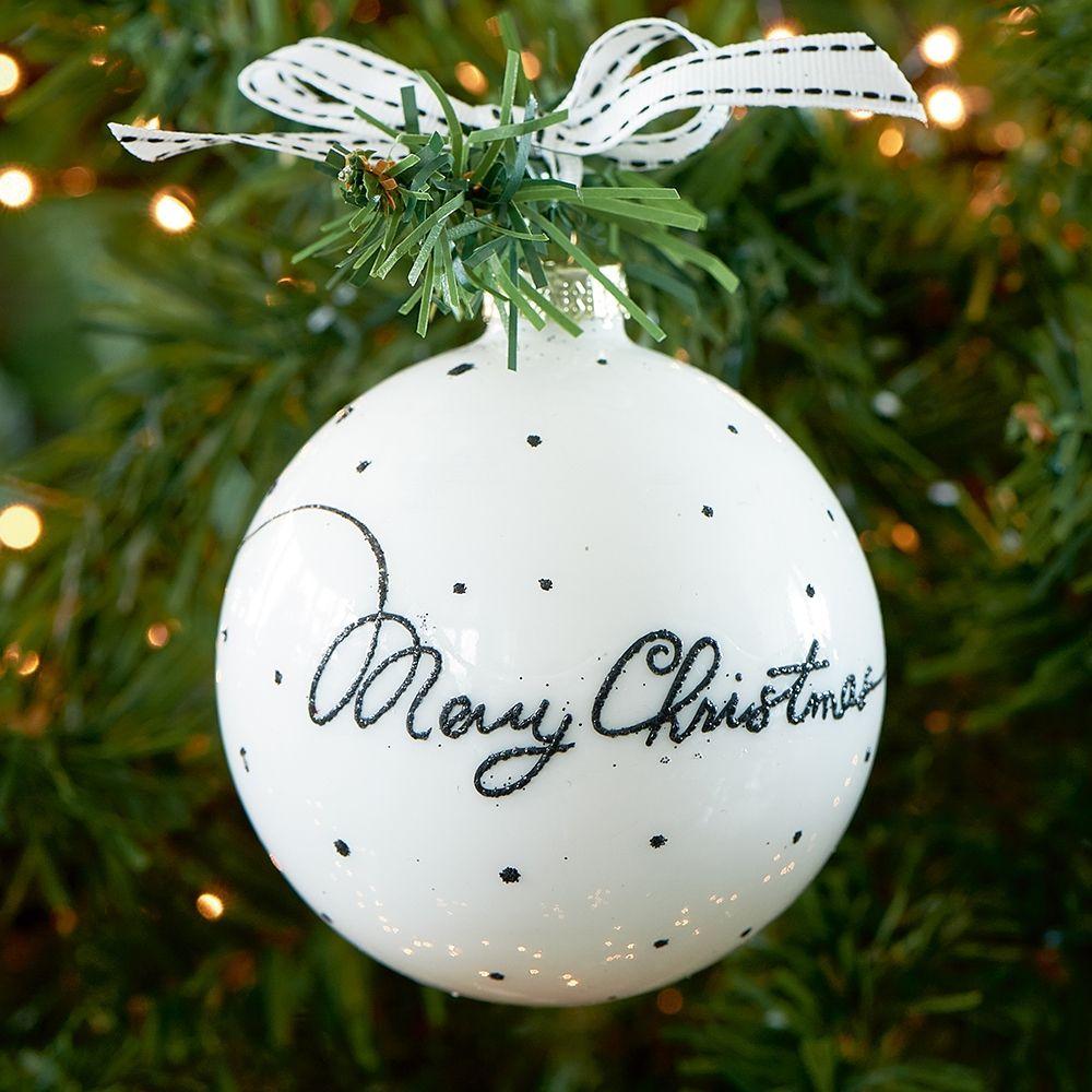 Vianočná ozdoba  Dazzling Dots Ornament Dia 8