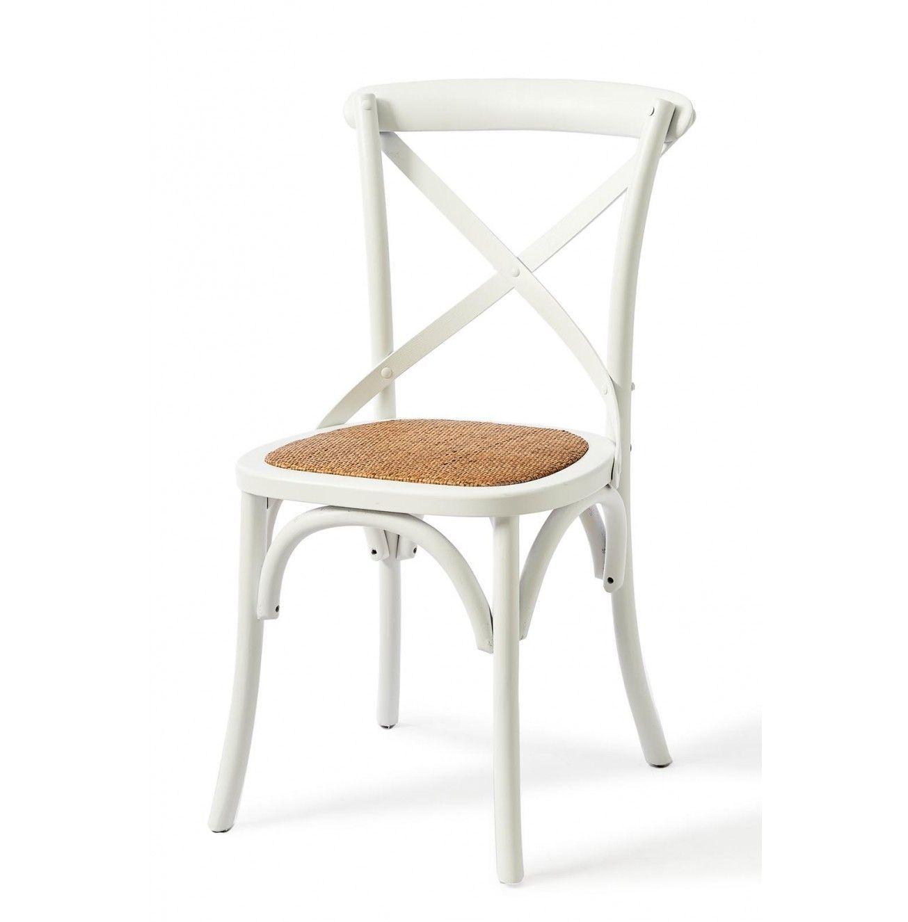 Jídelní židle Saint Etienne white