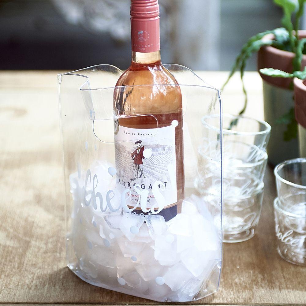 Chladiaca taštička Cheers Bag Wine Cooler