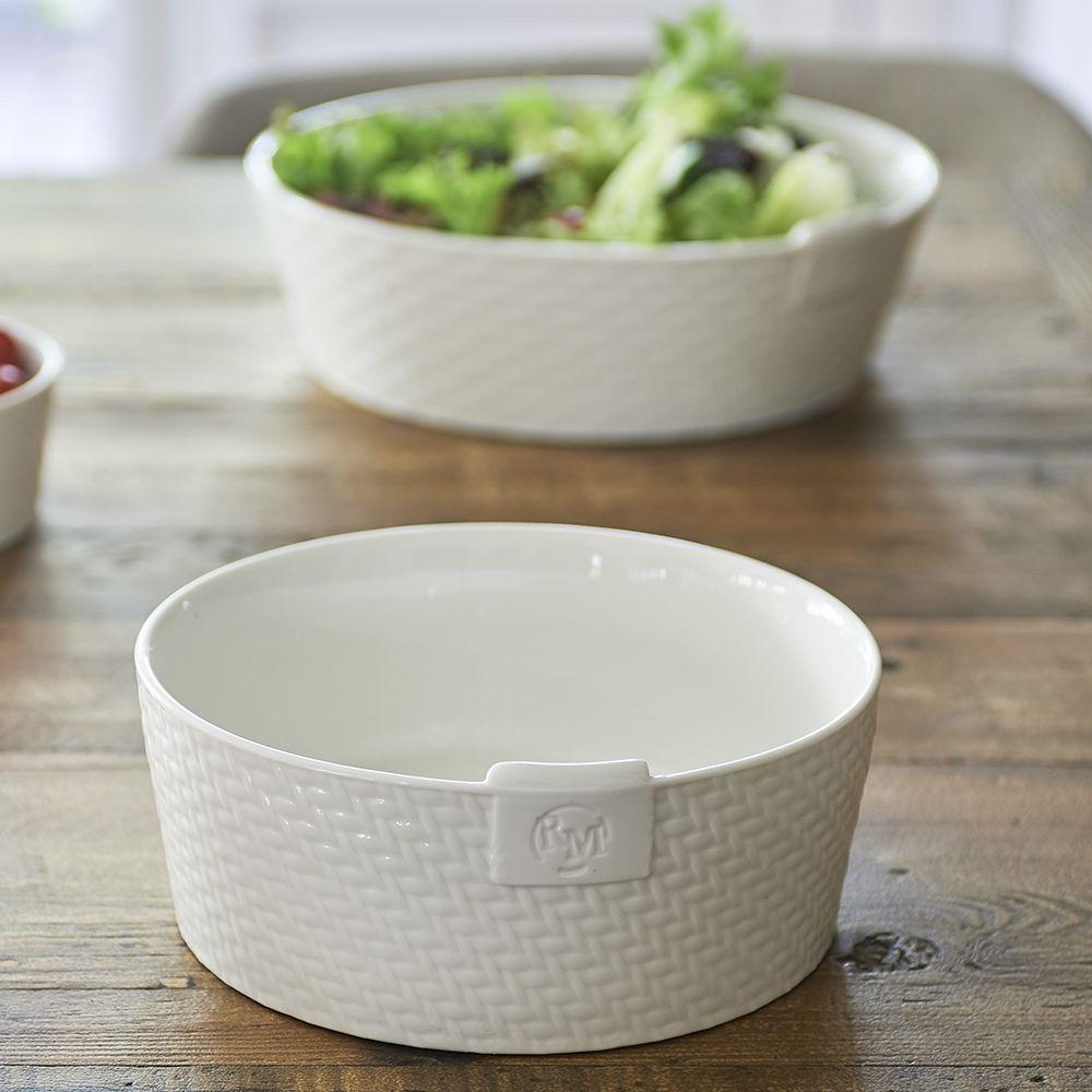 Miska Pure Rattan Ceramic Bowl M