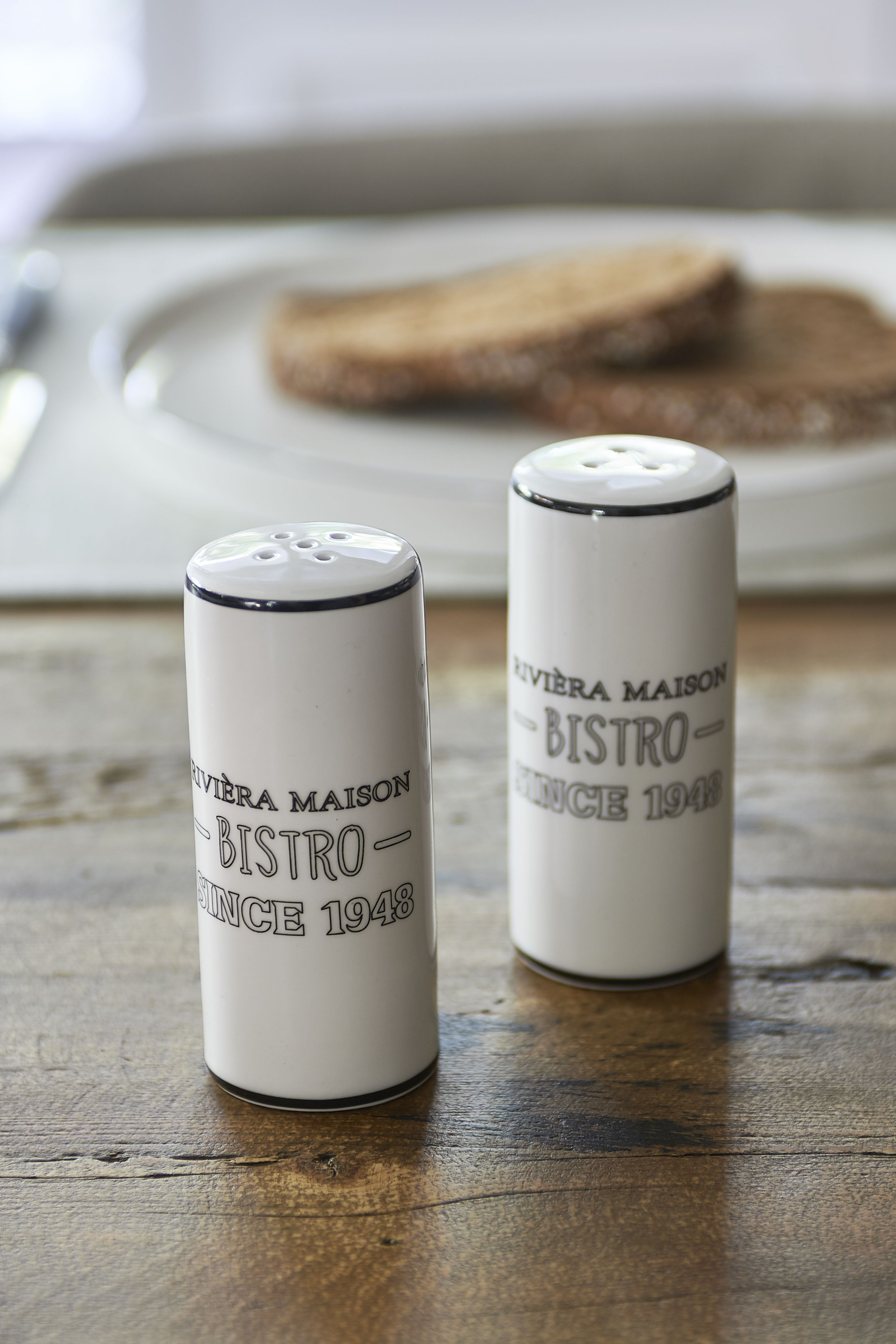 Solnička a korenička RM Bistro Pepper & Salt  set