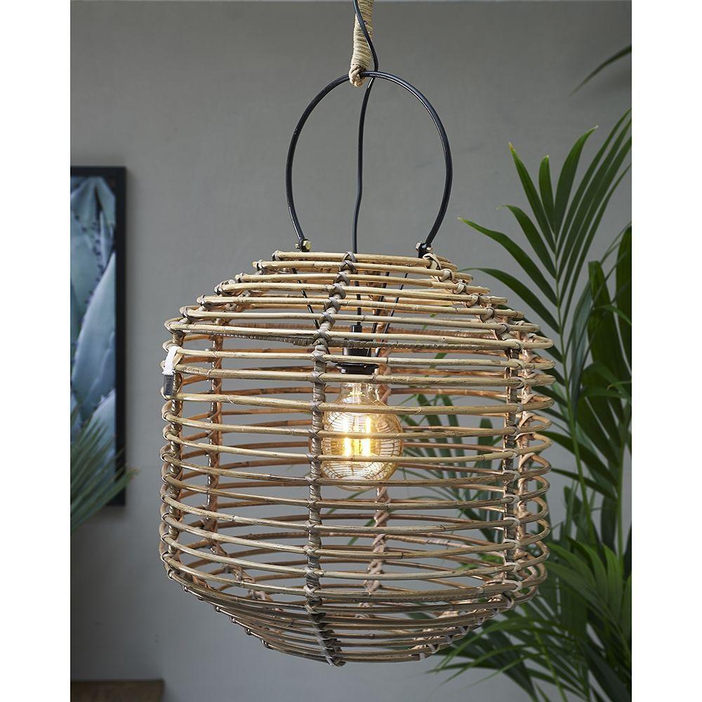 Závesná lampa RM Natural Lantern Hanging Lamp XL