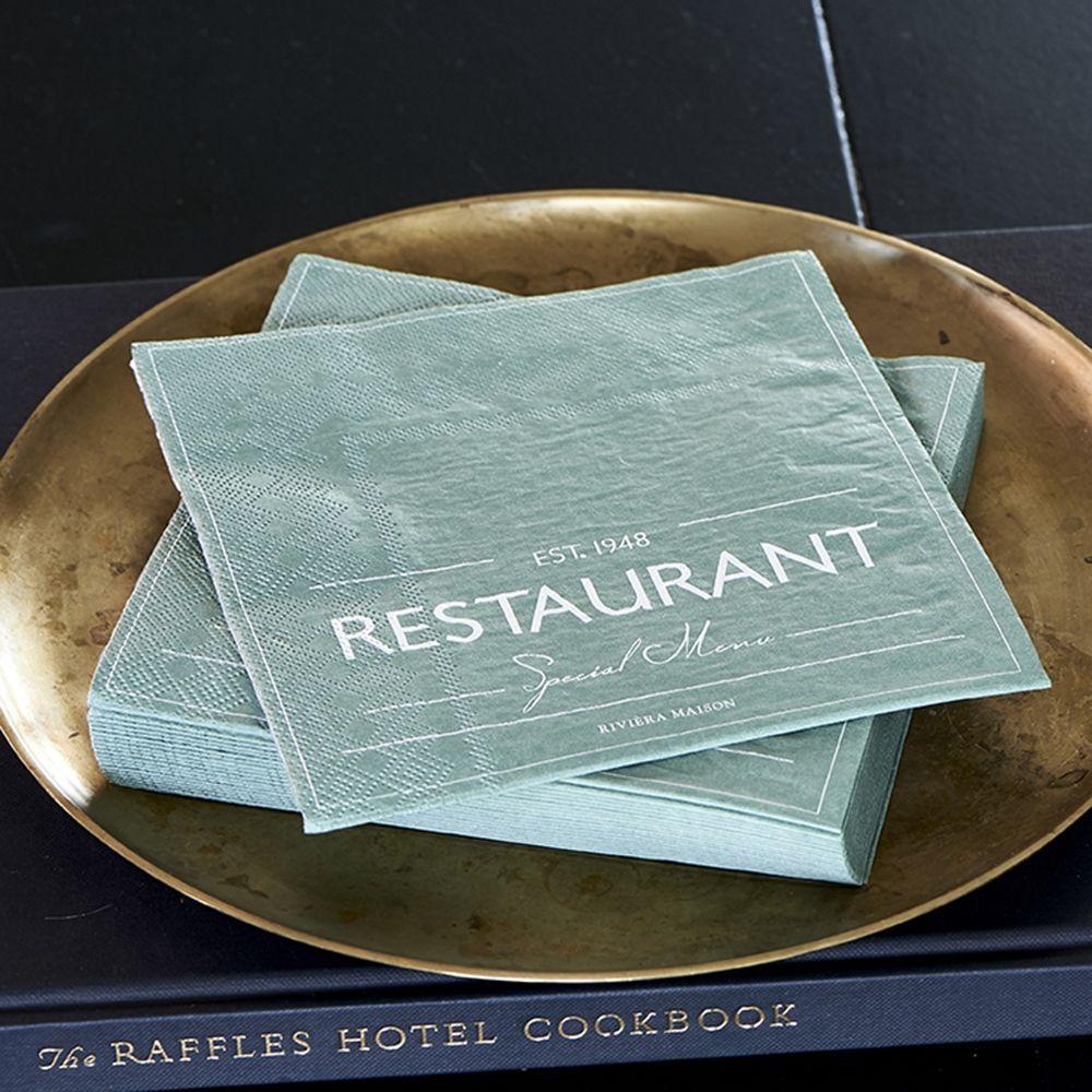 Servítky Paper Napkin RM Restaurant