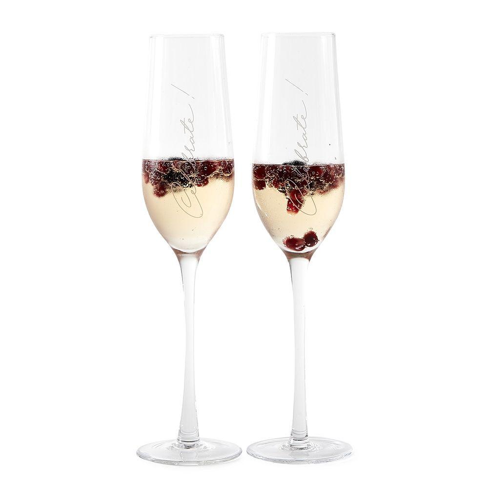 Pohár na šampanské Celebrate Champagne Glass