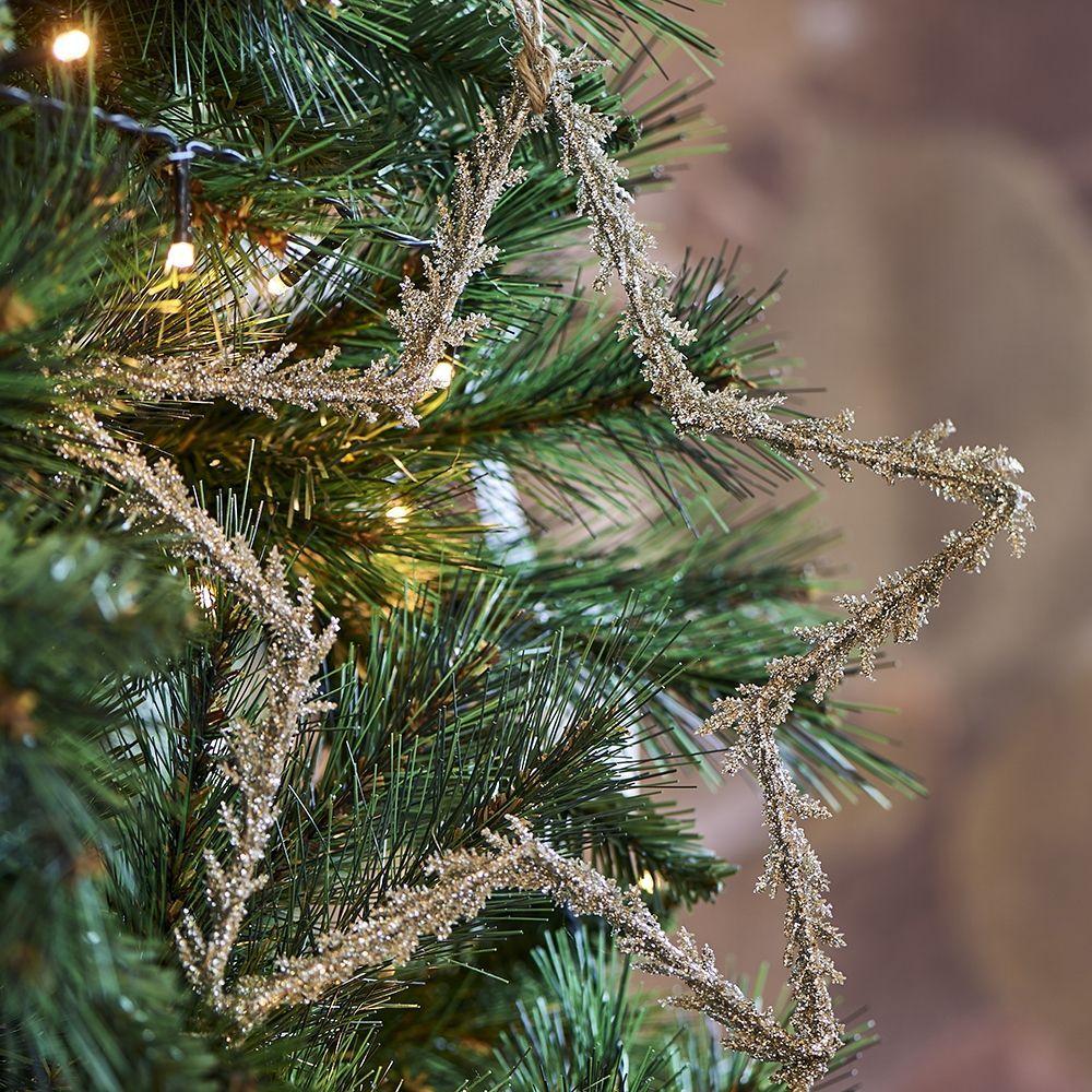 Vianočná ozdoba Forest Star Ornament L