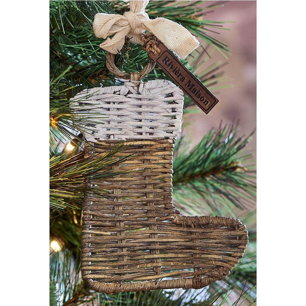 Vianočná ozdoba RR Christmas Hanger Stocking