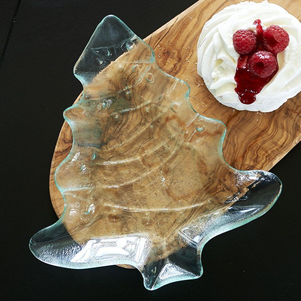 Tanier Oh Christmas Tree Plate S