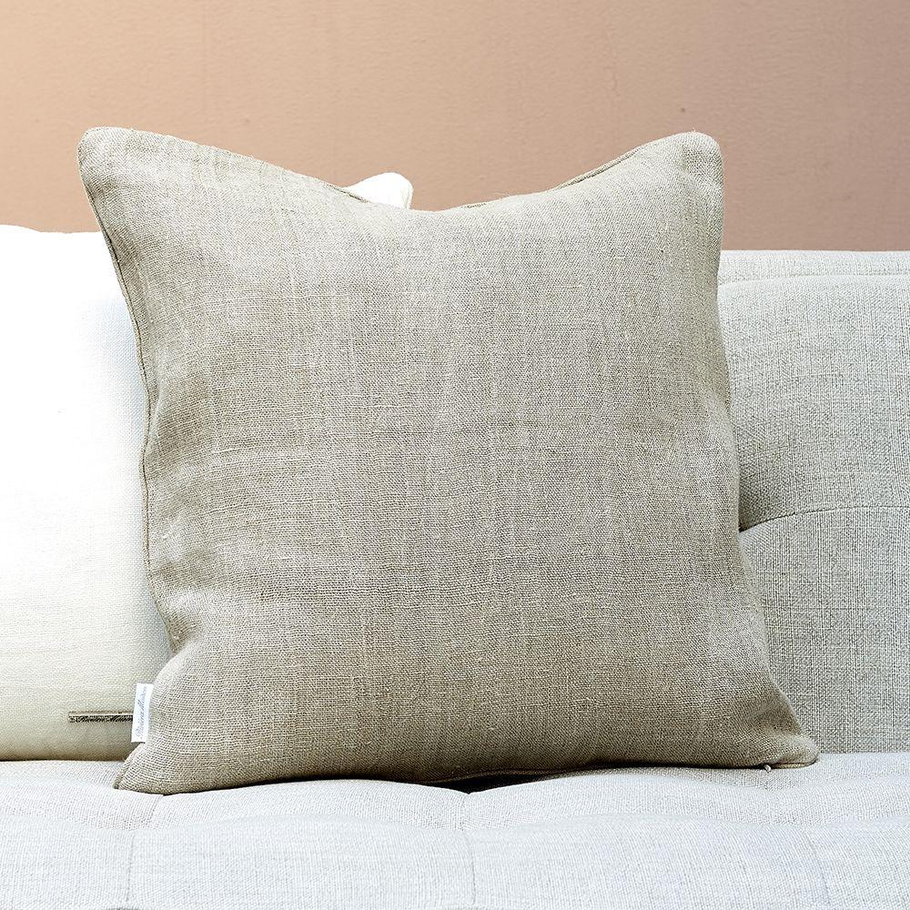 Návlek na vankúš Lovely Linen natural 50 x 50