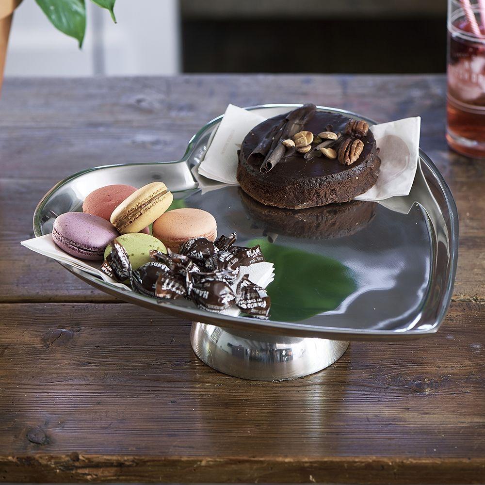 Etažér Heart Cake M