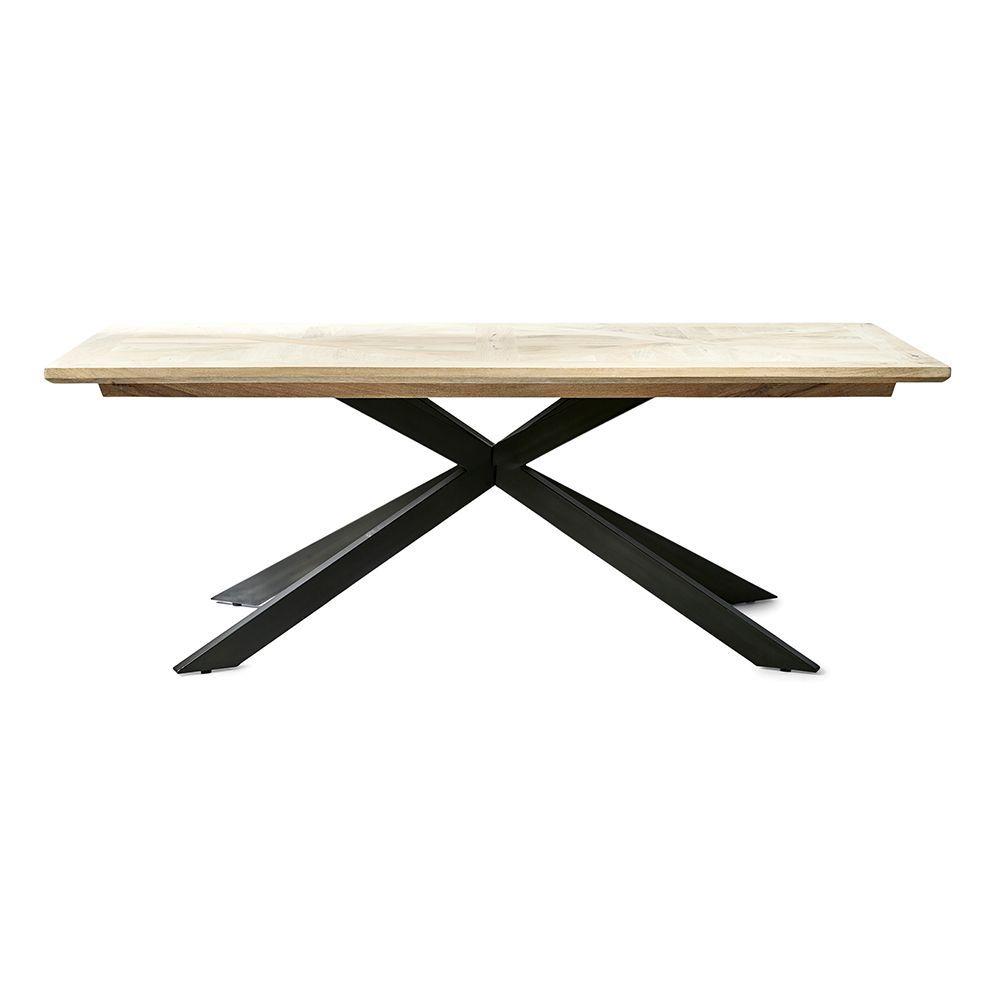 Jedálenský stôl Stuart Dining 210 x 90 cm