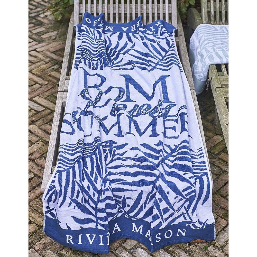 Plážová osuška RM Palm Leaves Beach 160 x 85
