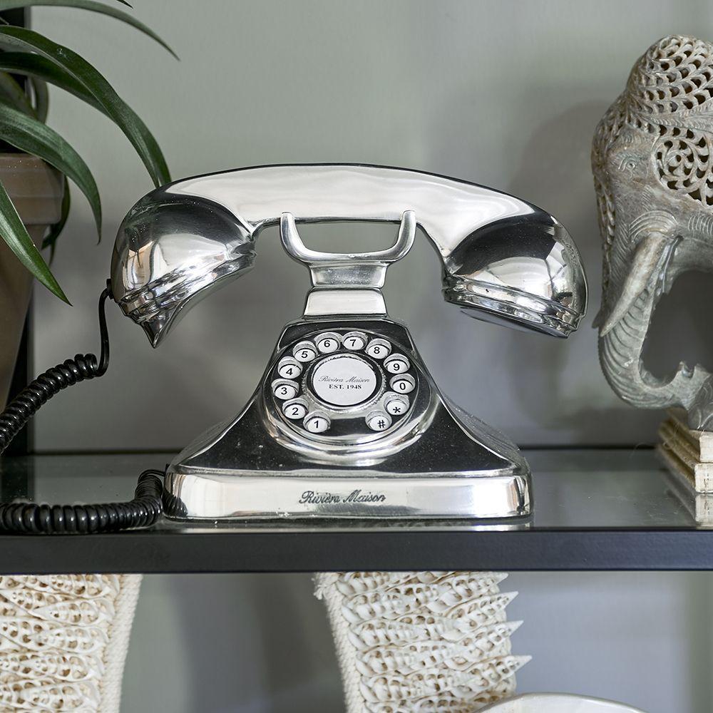 Dekorácia Classic 1960 Telephone