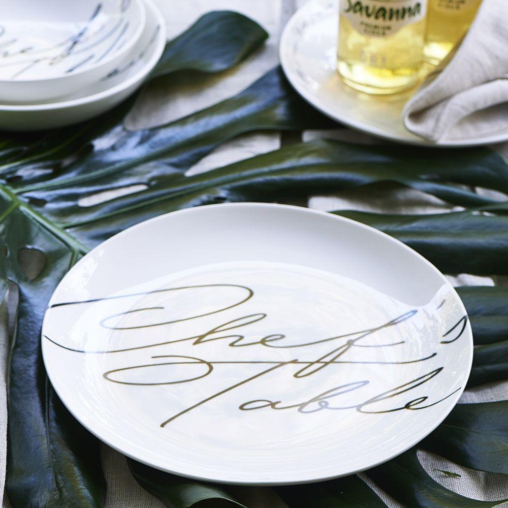 Talíř Chef's Table Dinner Plate