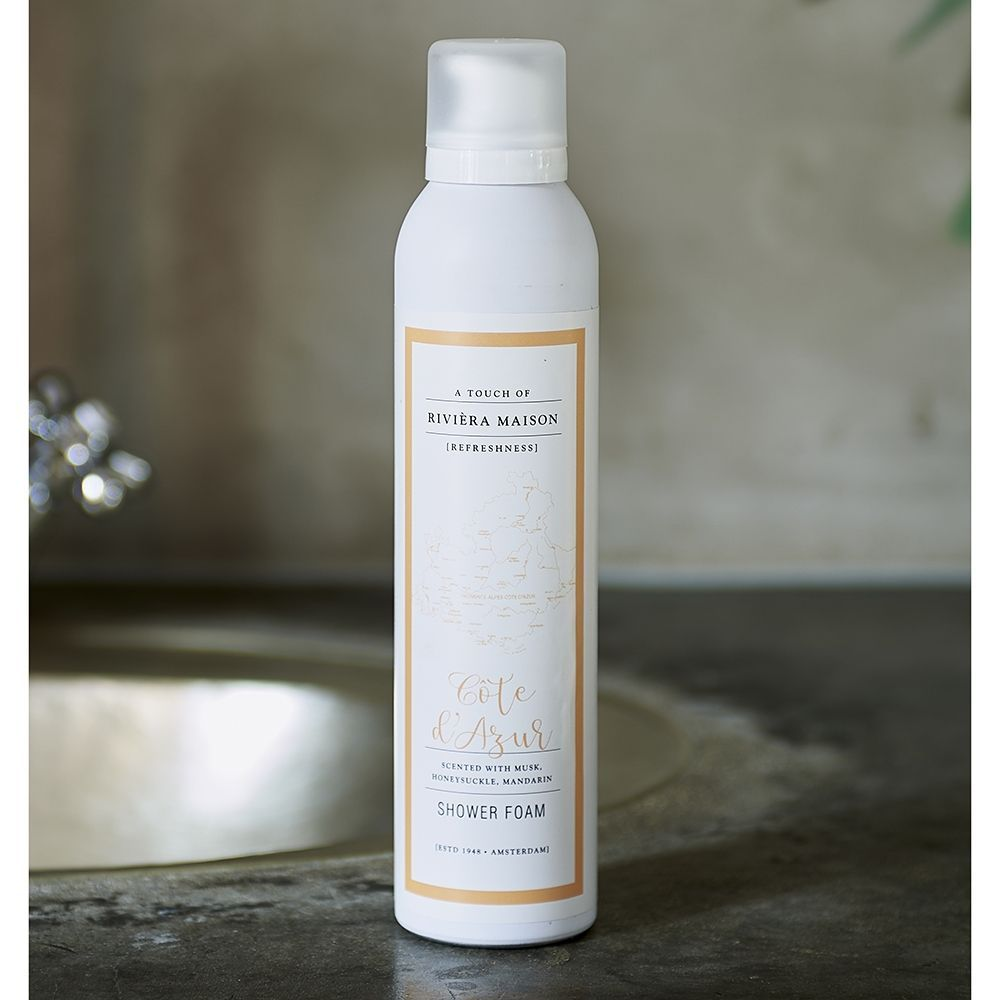 Sprchovacia pena A Touch Of Côte d'Azur Shower Foam 200ml