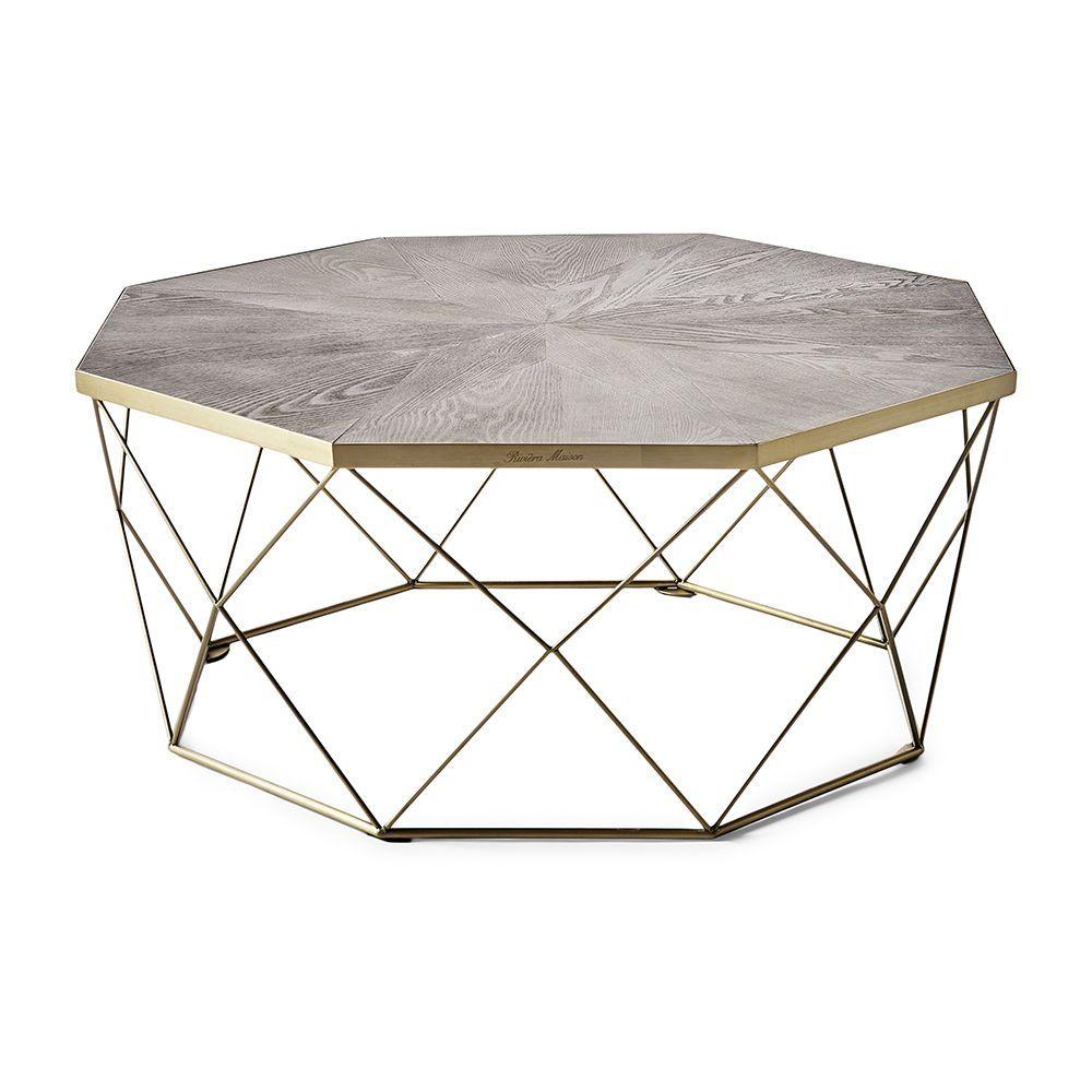 Diplomat Coffee Table 90 x 90 cm