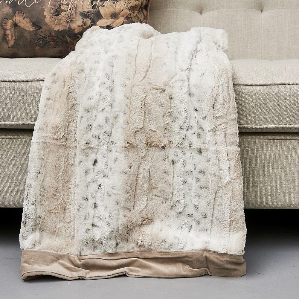 Deka Fairbank Fabulous Faux Fur Throw 180 x 130